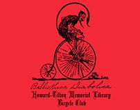 Bibliotheca Diabolica t-shirt design
