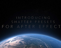 21 Shatter After Effects Presets