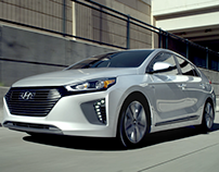 [Hyundai Motor America] IONIQ Time Signal