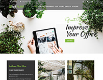 WS Plant – Garden WooCommerce Wordpress theme