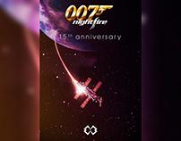 007 Nightfire - Homenagem de 15 anos