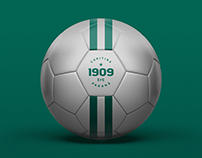 1909 - Coritiba Foot Ball Club