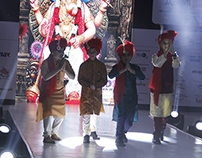 Kids India Fashion week, Sumit Das Gupta