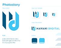 MAVANI DIGITAL LOGO DESIGN