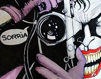 #coringa - Graphic Novel