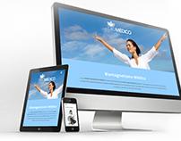 Sitio web BioMédico