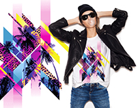 CMYK Fashion Spreads