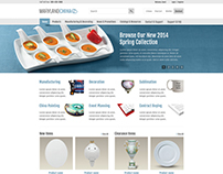 Maryland China eCommerce Web Design Project