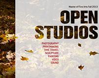 UConn MFA Open Studios