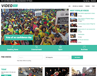 Video360 Theme (WordPress)