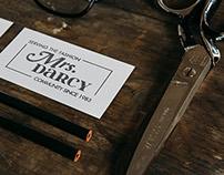 Mrs.Darcy Retail Mockup