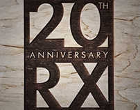 Lexus RX 20 Anniversary Craft Collection
