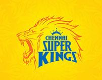 Chennai Super Kings 2015 Official