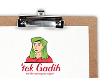 'TEK GADIH Branding