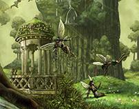 Le Monde nobles - Core of Legends