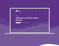 Brillen Kaiser Kathage Corporate Design