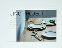 JINO Project, Brochure