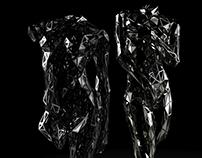 Modern Minimalist Sculpture Concept