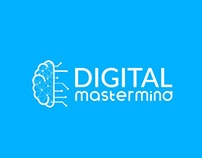 DIgital Mastermind - 99designs contest