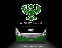 Al Masry SC Bus (Design)