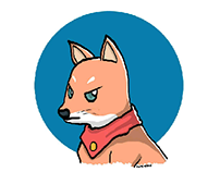 Foxy Shiba Inu