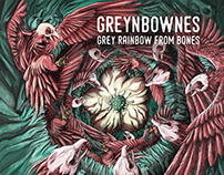 Music album design – Greynbownes