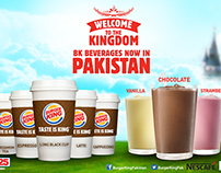 Burger King Beverages