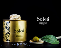 Soleá / olive oil packaging