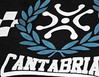 Camiseta Cantabria