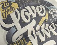 Lowe's Values Mural