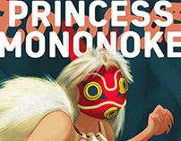 Princess Mononoke for MetroCinema.org