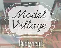 Model Village Poster (2015)