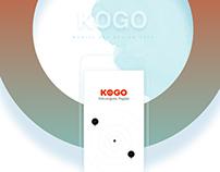 KOGO Mobile App Design