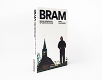 Bram / Book Cover Design