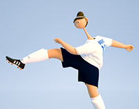 World Cup Animation