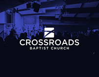 Crossroads - Rebranding Project