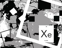 Periodic Element Poster: XENON
