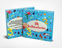 Children (0-3 Age) Book Design