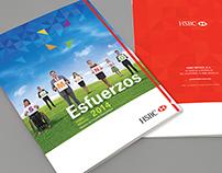 HSBC México, Reporte de Inversión Comunitaria 2014