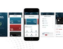 AOK Bank UI Design