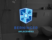 CORPORATE RE-DESIGN Berninger Anlagenbau
