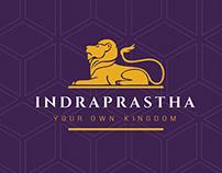 Indraprastha - Real Estate Brochure: Design & Printing