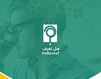 Haltareef Logo