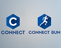 Branding - Connect / Connect Run