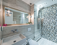 Bathroom Design with Sophisticated Elements