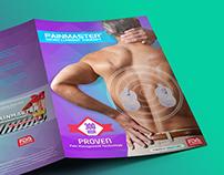 MEDICURE Branding & brochure