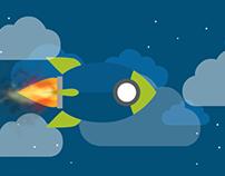 Tropo / Cisco How it works: Motion Graphics