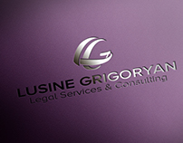 Logo & Corporate Identity Design for Legal Consultant