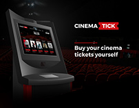 CINEMATICK - Buy Tickets yourself