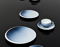 Tableware Styling